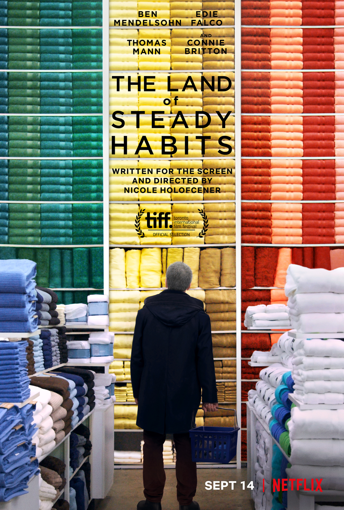 Netflixs The Land of Steady Habits a compelling drama of mid-life crisis