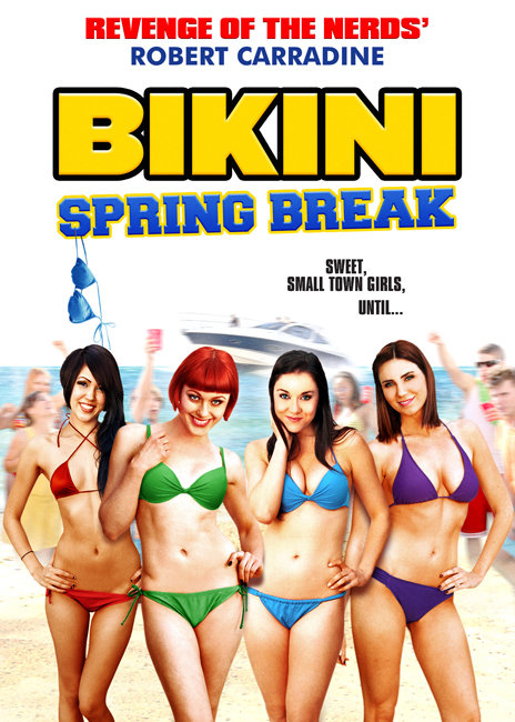 Bikini Spring Break 2012 English 300MB BluRay