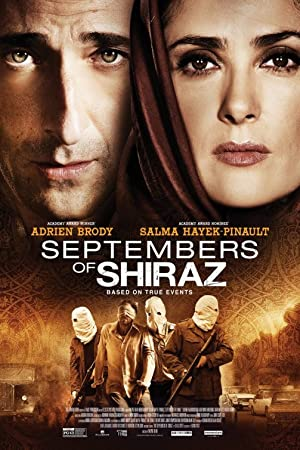 Septembers of Shiraz film Poster