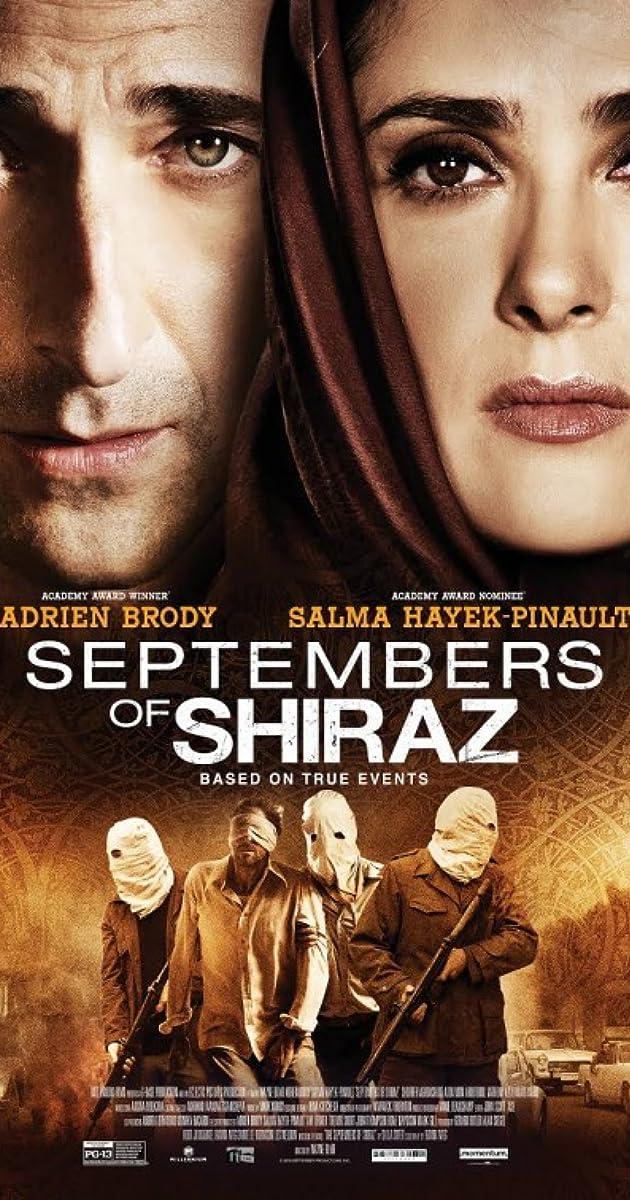 Subtitle of Septembers of Shiraz
