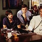 (Left to right) Adam Goldberg as Tony, Thomas Lennon as Thayer and Matthew McConaughey as Ben