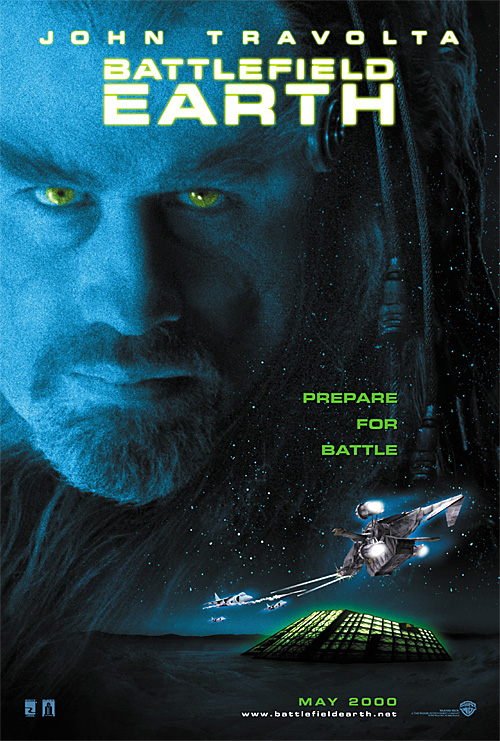 KOVOS LAUKAS: ŽEMĖ (2000) / BATTLEFIELD EARTH: A SAGA OF THE YEAR 3000