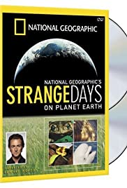 Strange Days on Planet Earth Poster