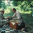 Woody Allen and José Ferrer in A Midsummer Night's Sex Comedy (1982)