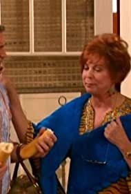 Billy Ray Cyrus and Vicki Lawrence in Hannah Montana (2006)