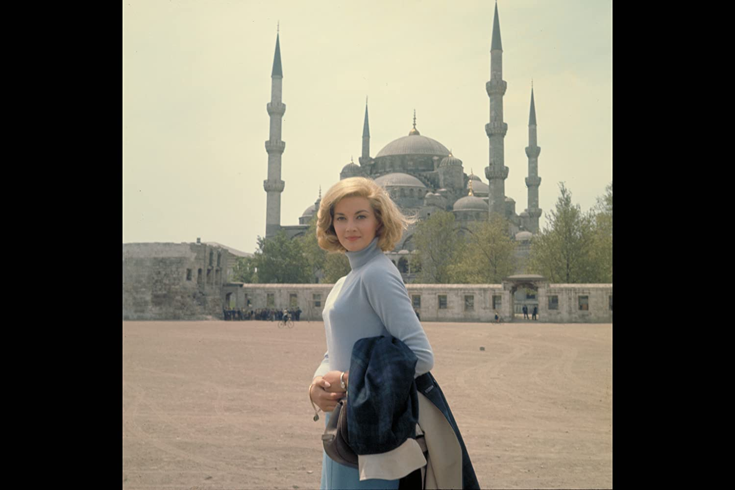 Daniela Bianchi in From Russia with Love (1963)