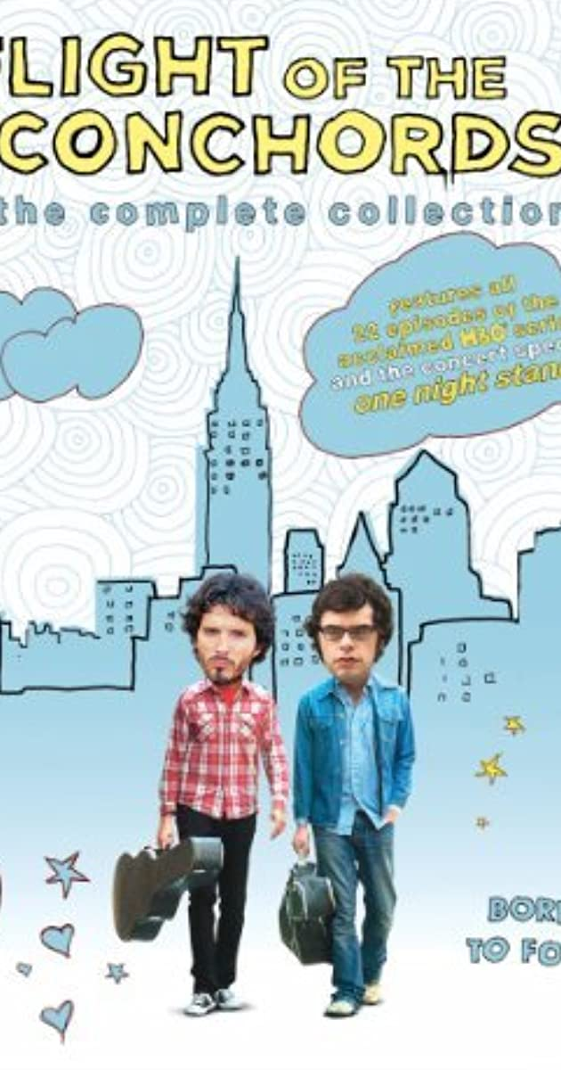 Flight Of The Conchords Tv Series 20072009 Imdb