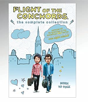 Flight of the Conchords (2007–2009)