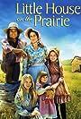 Melissa Sue Anderson, Melissa Gilbert, Michael Landon, and Karen Grassle in Little House on the Prairie (1974)