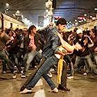 Dev Patel and Freida Pinto in Slumdog Millionaire (2008)