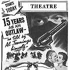Dan Duryea and Gale Storm in Al Jennings of Oklahoma (1951)