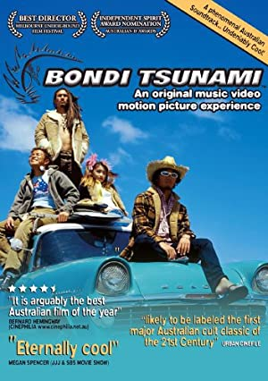 Where to stream Bondi Tsunami