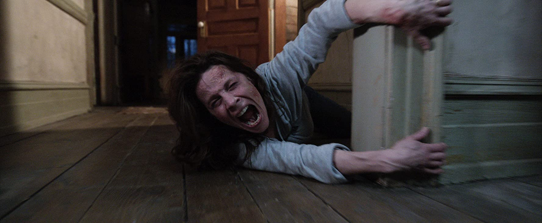 Lili Taylor in The Conjuring (2013)