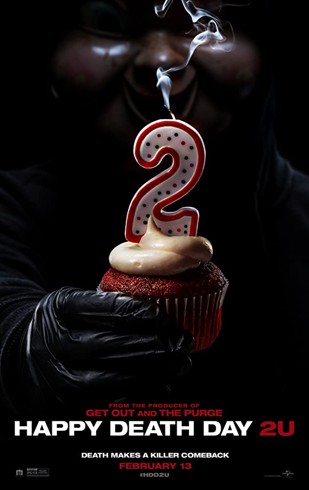Happy Death Day 2U 2019 English Movie 720p HDcam 800MB Download