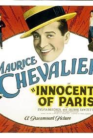 Maurice Chevalier in Innocents of Paris (1929)