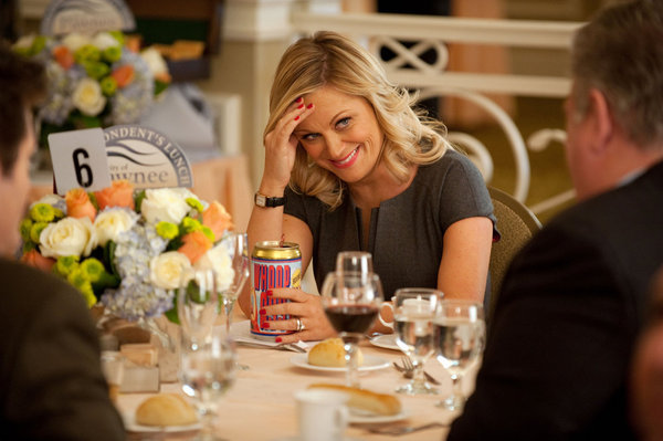 Parks and Recreation: Correspondents' Lunch | Season 5 | Episode 15