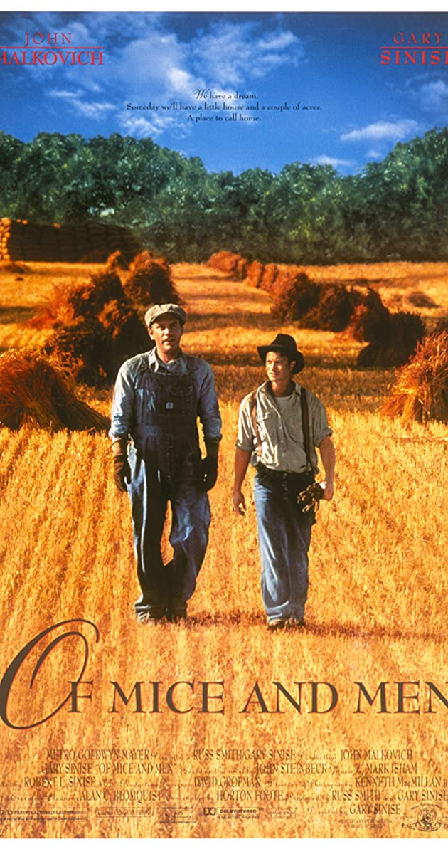 Of Mice And Men 1992 Imdb