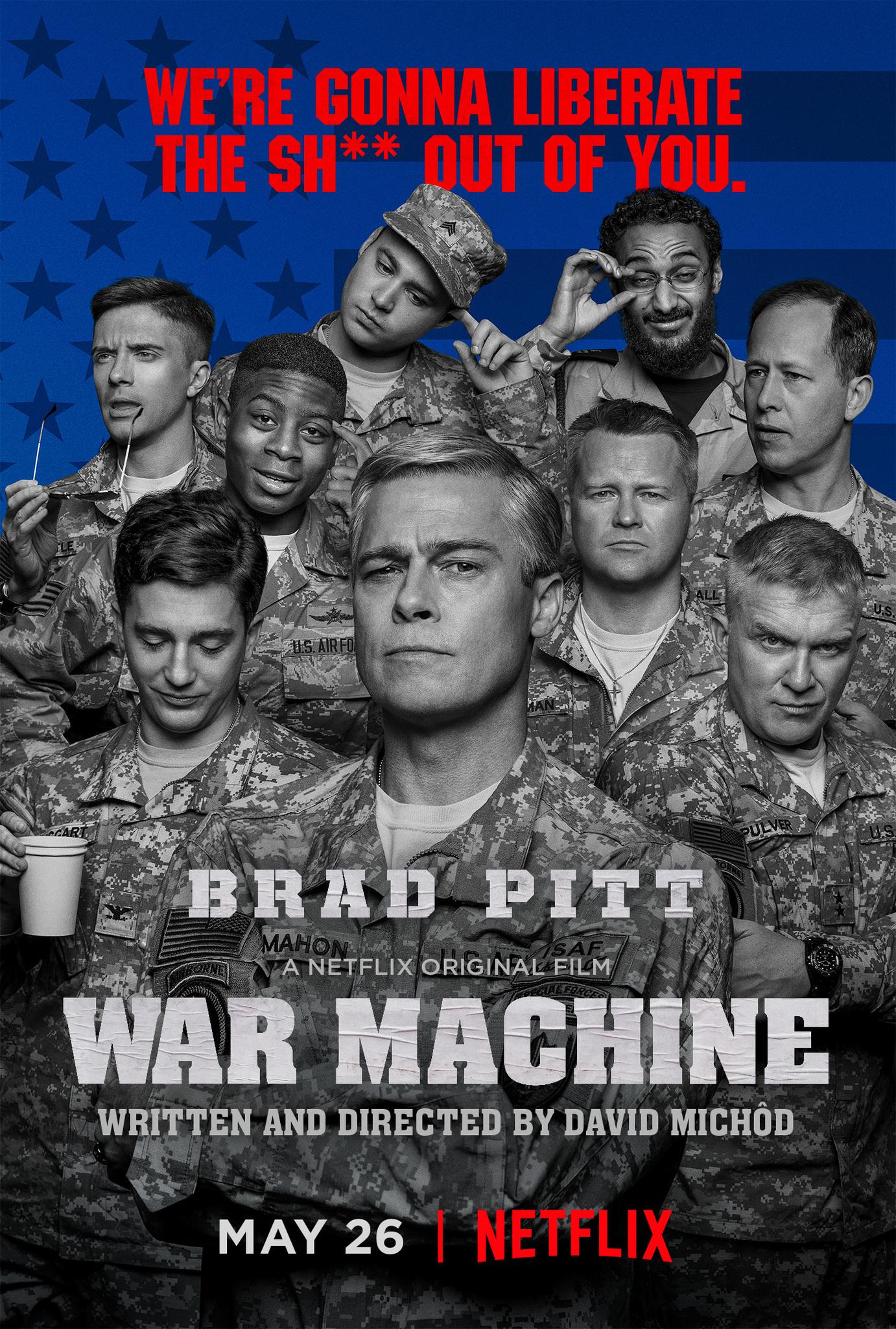 War Machine (2017) - Photo Gallery - IMDb