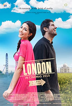 Welcome to London movie, song and  lyrics
