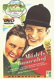 Die Mädels vom Immenhof(1955) Poster - Movie Forum, Cast, Reviews