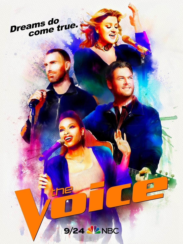 The Voice Season 15 COMPLETE WEBRip 480p
