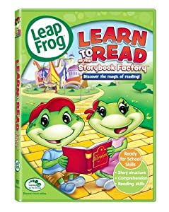 LeapFrog: Learn to Read at the Storybook Factory USA