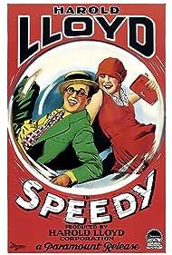 Ann Christy and Harold Lloyd in Speedy (1928)