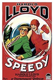 Speedy (1928) Poster - Movie Forum, Cast, Reviews