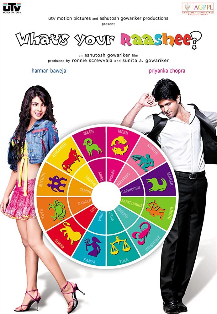 What's Your Raashee 2009 Hindi 600MB HDRip ESubs Download