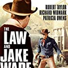 Robert Taylor and Richard Widmark in The Law and Jake Wade (1958)
