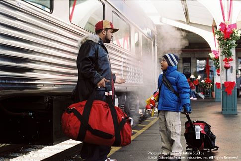 Ice Cube and Philip Bolden in Are We There Yet? (2005)