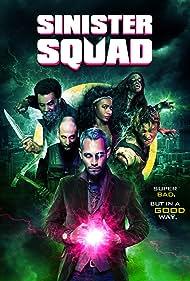 Trae Ireland, Nick Principe, Fiona Rene, Johnny Rey Diaz, Joseph Michael Harris, and Talia A Davis in Sinister Squad (2016)
