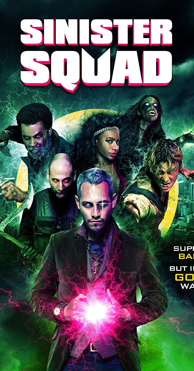 Sinister Squad (2016)Online