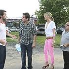 Danny DeVito, Rob McElhenney, Kaitlin Olson, and Glenn Howerton in It's Always Sunny in Philadelphia (2005)
