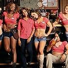 Regina Hall, AJ Michalka, Dylan Gelula, Haley Lu Richardson, John Elvis, and Shayna McHayle in Support the Girls (2018)