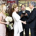 Joe Mantegna, Gail O'Grady, and Danielle C. Ryan in Criminal Minds (2005)
