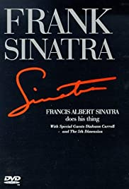 Francis Albert Sinatra Does His Thing Poster