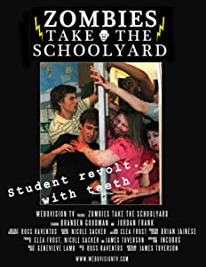Watching itunes movies Zombies Take the Schoolyard [h264]