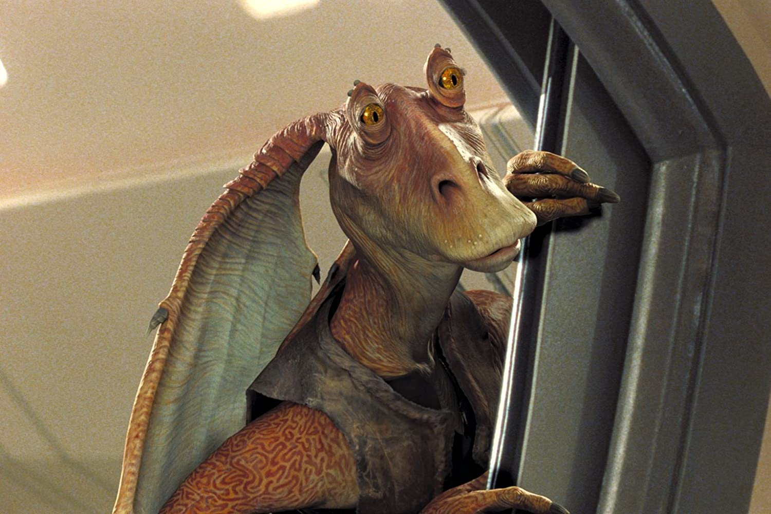 Ahmed Best in Star Wars Episode I - The Phantom Menace 1999