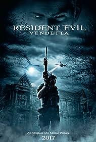 Kevin Dorman in Resident Evil: Vendetta (2017)