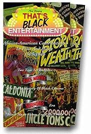 That's Black Entertainment(1990) Poster - Movie Forum, Cast, Reviews