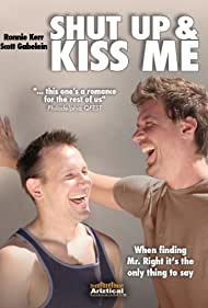 Ron Smith and Scott Gabelein in Shut Up and Kiss Me (2010)
