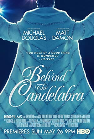 Movie Behind the Candelabra (2013)