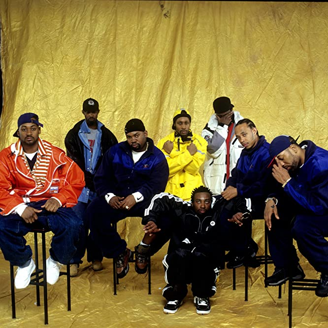 Ghostface Killah, Masta Killa, Method Man, Raekwon, RZA, Ol' Dirty Bastard, The GZA, U-God, and Wu-Tang Clan