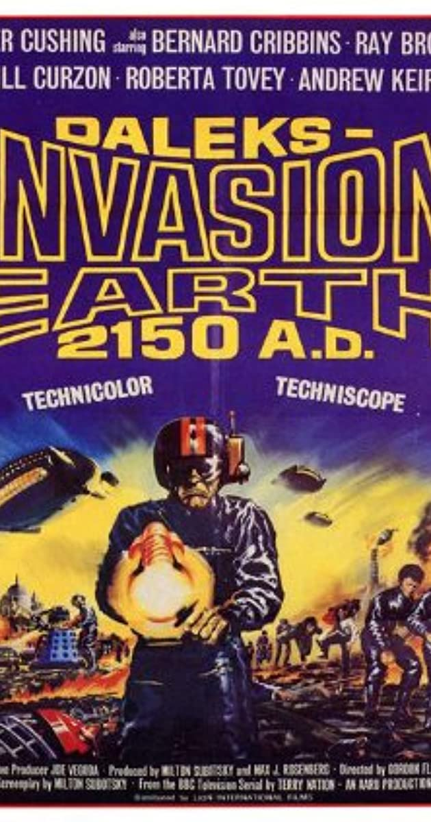 Daleks' Invasion Earth 2150 A.D. (1966) Subtitles