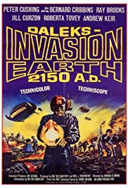 Daleks' Invasion Earth 2150 A.D. (1966) Poster - Movie Forum, Cast, Reviews