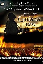Guiana 1838 Poster