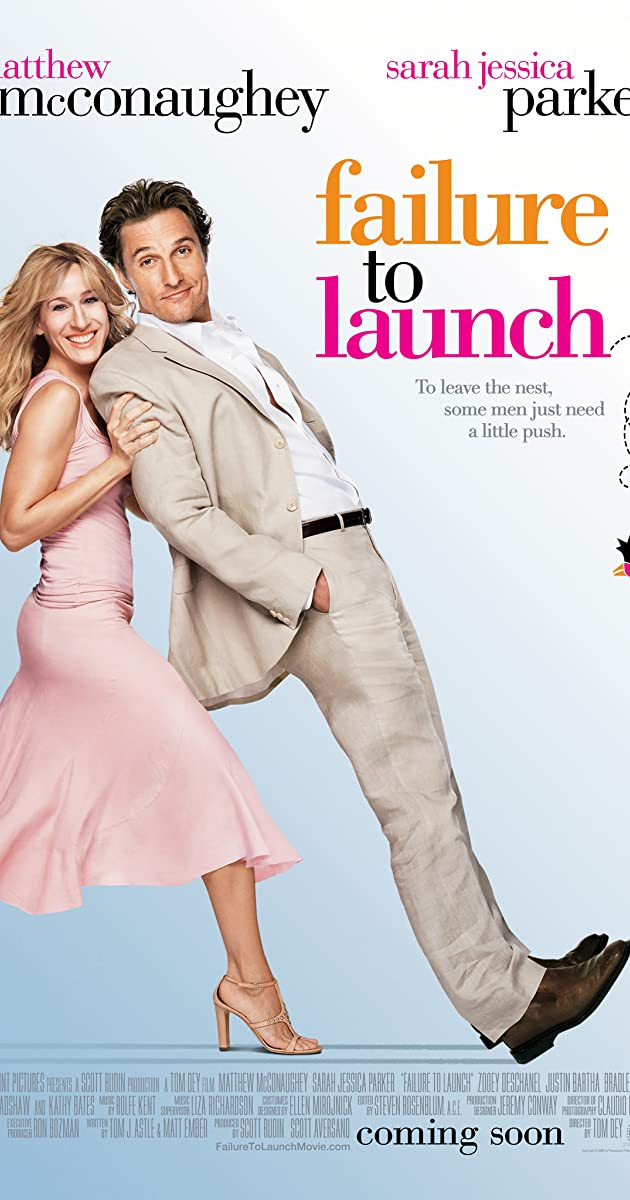 Subtitle of Failure to Launch