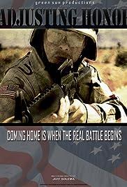 Adjusting Honor Poster