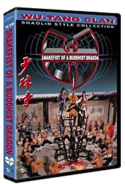 Snake Fist of a Buddhist Dragon Poster